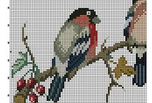 Animali / Cross stitch designs