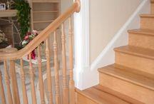 Ötletek - Lépcső lábazat