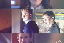FitzSimmons / Fitz and Simmons Leo and Jemma  = adorable ship