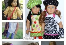 Dolls clothes / My girls Dolly's need some clothes