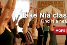 Nia Technique / The first fusion fitness concept combining martial arts, healing arts, and dance arts.
