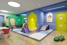 espacios preescolar