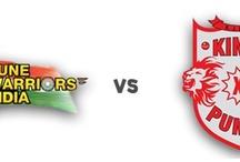 IPL 2013 - KXIP vs PWI - 21 April 2013 - Live Match Streaming - Live Scorecard Updates