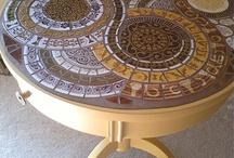 taules de mosaic