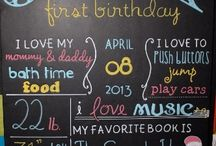 Annabelle's first birthday ideas