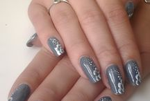 one stroke nails