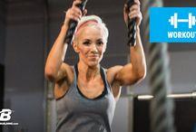 Jessie Hildenbergs workouts
