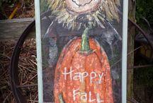 Fall/Halloween screens
