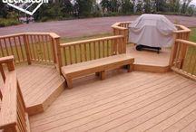 back deck ideas