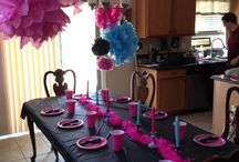 monsterhigh party