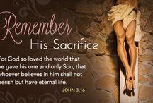 JESUS CHRIST / My Lord and Savior.