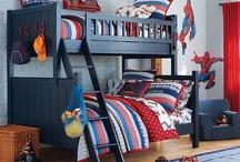 Thomas's bedroom / by Rebecca Johnson