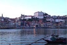 Oporto / Sabor especial combinado con la Ribeira más romántica...#oporto