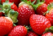 Fresh Fruits / 新鮮な果物 今にもすぐに頬張りたい鮮度が良く瑞々しい果物