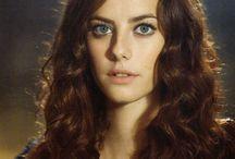KAYA SCODELARIO / Kaya Scodelario born march 13, 1992 in haywards heath, uk