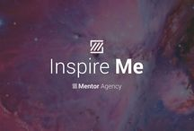 #inspireME / This is dedicated to inspiring and motivating you to be your best. Give us feedback so we can make better images to inspire you.