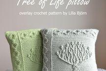Overlay crochet patterns