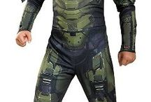 Halo Costume Guide /  Create a similar look like the Spartan from the popular Halo Franchise. This board will provide you ideas and things you need for your cosplay.