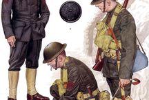 Uniformi americane ww1