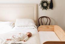 colecho / dormir con niños, ideas decoración del dormitorio