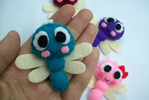 FELT CRAFTS / by Linda Fornshell