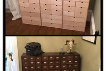 IKEA HACKS/JEWELLRY STORAGE