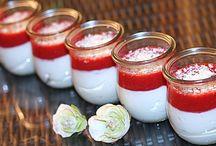 Nachtisch / Spagettieis ohne Eis