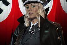 nazi villainesse