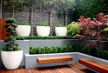 Gardens - urban design