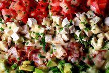 Saladas leves
