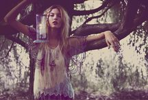 Boho style / Best boho outfits, beauty and accessories online