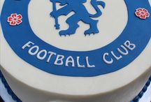 Chelsea football club cakes