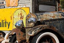Old Trucks / I love old Trucks, it's a beautiful toy / by rose stamey