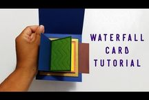 waterfall CARDS