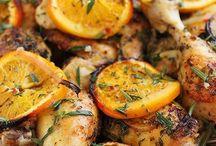 main dish recipes / by Lorena Chvz
