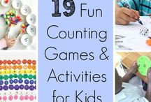 Counting and Colors / Preschool activities promoting colors and numbers for early learners