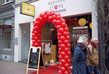 Kringloopwinkel / Foto's van kringloopwinkels in Nederland.  Bevat links naar bol.com, alleen voor tweedehands en dus daardoor meer duurzame artikelen. #vintage #duurzaam #tweedehands #refurbished