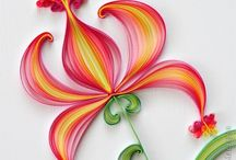 Quilling / by Irina's CuteBox