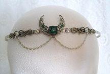 Hedenske smykker - inspiration / Inspiration til hedenske smykker til Sandra og mig.