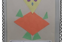 1st grade shapes / by Krista Wergin