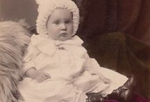 Victorian babies and kids