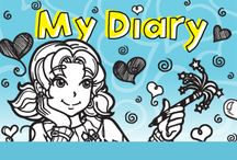 Dork Diaries!