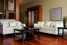Wood Flooring / Like a fine piece of furniture, wood flooring increases in value and becomes more beautiful with time. In a national survey, 90 percent of real estate agents said that houses with wood flooring sell faster and for more money