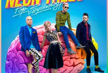 alb | pop psychology / [ why mess up a good thing babe? It's a risk to even fall in love ] +neon trees