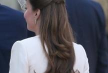 Kate: capelli e look