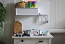 play kitchen :D