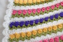 Crochet Afghans / by Judy Cosby