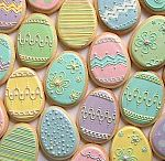 Easter and Springtime Cookies / Easter and Springtime  Cookies