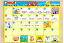 Summer activities / by Jill Andrus