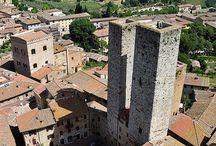 La Toscana,  Italia / Regione della #Toscana, #Italia